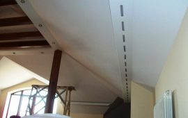 фигурные потолки из гипоскартона в Москве (17)