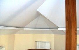 фигурные потолки из гипоскартона в Москве (20)