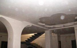 фигурные потолки из гипоскартона в Москве (32)