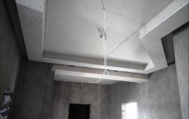 фигурные потолки из гипоскартона в Москве (33)