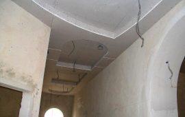 фигурные потолки из гипоскартона в Москве (37)