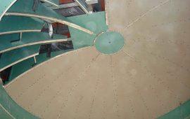фигурные потолки из гипоскартона в Москве (4)