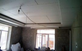 фигурные потолки из гипоскартона в Москве (8)