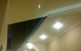 фигурные потолки из гипоскартона (2)