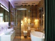 ремонт ванной и санузла в Москве